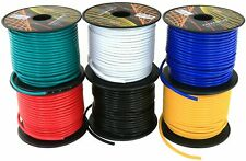 14 Gauge Flexible Copper Clad Aluminum Low Voltage Primary Wire 6 Color Set 1...
