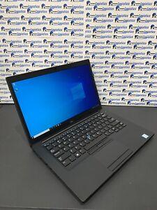 DELL LATITUDE 7490 CORE i7 8650U @ 1.90GHz 8GB RAM 256GB SSD WIN 10