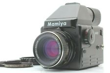 【NEAR MINT】 Mamiya 645E Camera Body + Sekor C 80mm f2.8 Lens From JAPAN #548