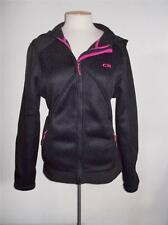 CB SPORTS MS SIZE X-LARGE BLACK WITH PINK TRIM ALL WEATHER FUNCTIONAL COAT