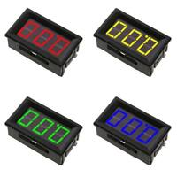 0.56in Mini DC 0- 100V 3-Wire Voltmeter LED Display Digital Panel Meter S1#