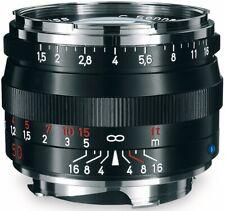 ZEISS ZM 50mm 1,5 C Sonnar T* Leica M schwarz