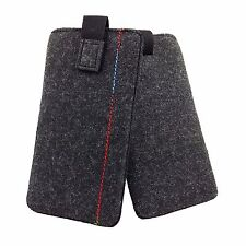 Tasche aus Filz Filztasche Filzhülle Tasche für iPhone X / iPhone 10