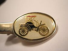 Antique Old Car Auto Vintage Tie Bar Clip Father's Day Gift model at ford chev
