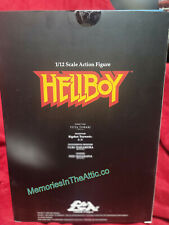 NEW 1000Toys Figure Hellboy Abe Sapien One:12 Scale Action Figure Mignola 1/12