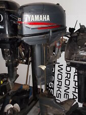 30HP Yamaha CV SPARK PLUG  -  Wrecking this Outboard