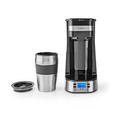 Digitale 1 Tassen Kaffeemaschine Reisebecher Filterkaffee Mini Single klein