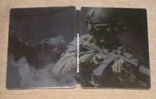 Call of Duty Modern Warfare Dark Edition G2 Steelbook NO GAME Mint Collectors