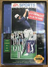 PGA Tour Golf II (Sega Mega Drive, 1992)