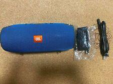 JBL Xtreme Portable Waterproof Wireless Stereo Bluetooth Speaker BLUE