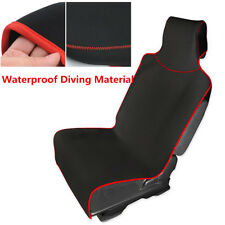 1Pcs Universal Car Front Seat Cover Protector Waterproof Protection Cushion Mat