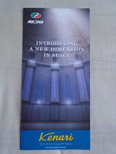 Perodua Kenari brochure Oct 2000 small format