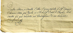 1759 Letter to Pope - JESUIT COMMERCE - CALIFORNIA GOLD - 1st Marquis of Pombal