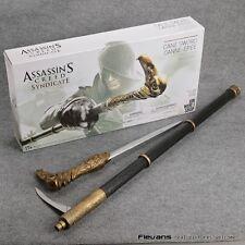 ASSASSIN'S SYNDICAT DE CREED JACOB FRYE/CANNE SWORD AVEC DISSIMULÉE BLADE 91cm