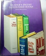 B000EADJF4 Readers Digest Condensed Books (Autumn 1966 Selections, Volume 4) (