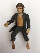 LORD OF THE RINGS MERRY MARVEL ACTION FIGURE FELLOWSHIP OF THE RING HOBBIT