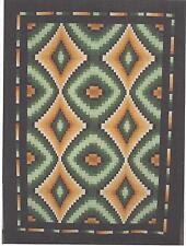 Diamond Lites bargello quilt pattern by Dereck Lockwood of Lockwood Designs