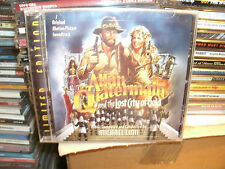 ALLAN QUATERMAIN AND THE LOST CITY OF GOD,LA-LA-LAND FILM SOUNDTRACK