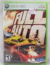 Full Auto (Microsoft Xbox 360, 2006), New