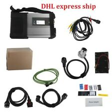 DHL MB SD C5 SD Connect Compact 5 Star Diagnosis with WIFI for Cars and Trucks