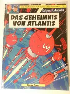 Blake und Mortimer Bd. 7, Das Geheimnis von Atlantis Carlsen 3.Auflage Z 2