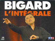 Bigard : L'intégrale (10 DVD)