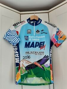 VINTAGE Mapei Cycle Jersey - Size - Medium / Large