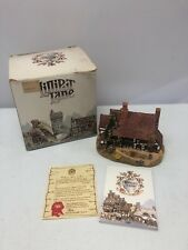Rare Lilliput Lane Crown Inn Miniature Masterpieces England Village