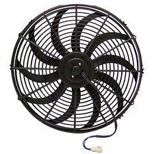 """16"""" 3000 CFM High Performance Blu Cooling Fan ZIRZFB16S rat street kit cooling"""
