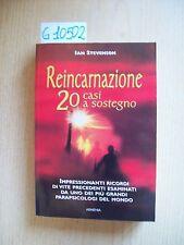 I. STEVENSON - REINCARNAZIONE: 20 CASI A SOSTEGNO - ARMENIA EDITORE - 2005