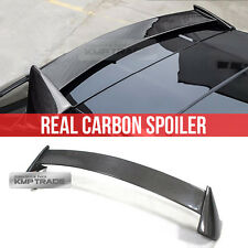 Real Carbon Fiber Rear Window Roof Spoiler OEM Type For PORSCHE 2015-2017 MACAN