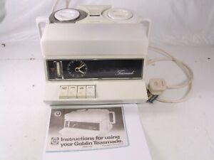 Vintage Goblin Teasmade 860 Fully Working 1970s 1980s