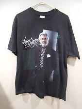 Vintage Kenny Rogers Tour Concert T-Shirt Size XL