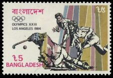 "BANGLADESH 254 (SG242) - Los Angeles Olympics ""Field Hockey"" (pa50424)"