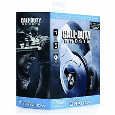 Turtle Beach Call of Duty:Ghosts Shadow Gaming Headset - Xbox 360,PS4,PS3,PC,Mac