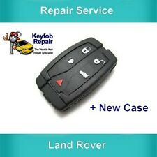 Repair Service For Landrover Keys - Freelander 2 LR2 Inc Replacement Casing.