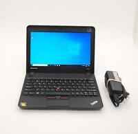 """LENOVO ThinkPad X140e 11.6"""" AMD A4-5000 1.5GHz 4GB RAM 500GB HD Win 10 Pro"""