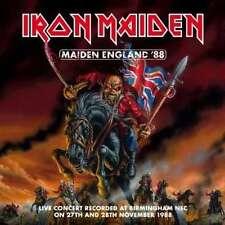 Iron Maiden - Maiden England '88 [2 CD] EMI MKTG