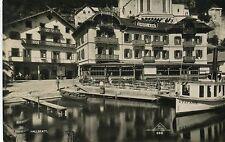 Austria Hallstatt - Hotel Kainz 1929 postcard
