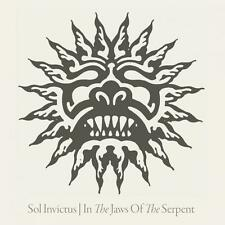 SOL INVICTUS In The Jaws Of The Serpent LIMITED CD+DVD 2011