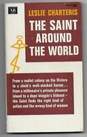 The Saint Around the World - Leslie Charteris [1966 Macfadden pb- Simon Templar]