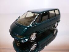 SOLIDO 1522 - RENEULT ESPACE - GREEN METALLIC 1:43 - GOOD CONDITION - 37