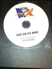 Allo Allo - Sound effects and music CD