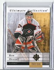 11-12 2011-12 ULTIMATE COLLECTION RON HEXTALL BASE CARD /399 UD 45 FLYERS