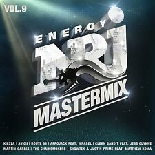 VARIOUS - ENERGY MASTERMIX VOL.9 2 CD NEU
