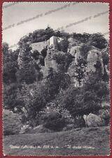 AREZZO CASENTINO 06 VERNA Cartolina viaggiata 1952