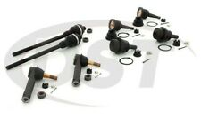 For Chevy Silverado 1500 GMC 4WD Front End Steering Rebuild Package Kit Moog