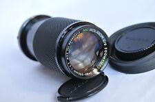 Soligor C/D Zoom 80-200mm f/4,5 macro, f. Nikon F, AI, MF