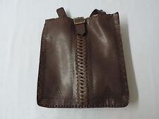 Leather Bag/Handbag - Brown - Made in Egypt