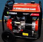 Cobra Industrial 6500ES Gas Powered Generator, electric start, low oil shut down